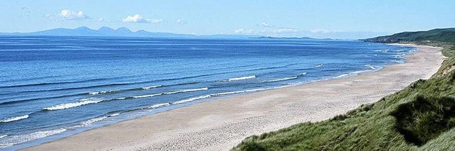 kintyre beach